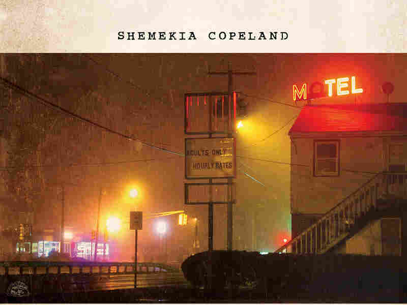 Cover art for Outskirts Of Love by Shemekia Copeland.