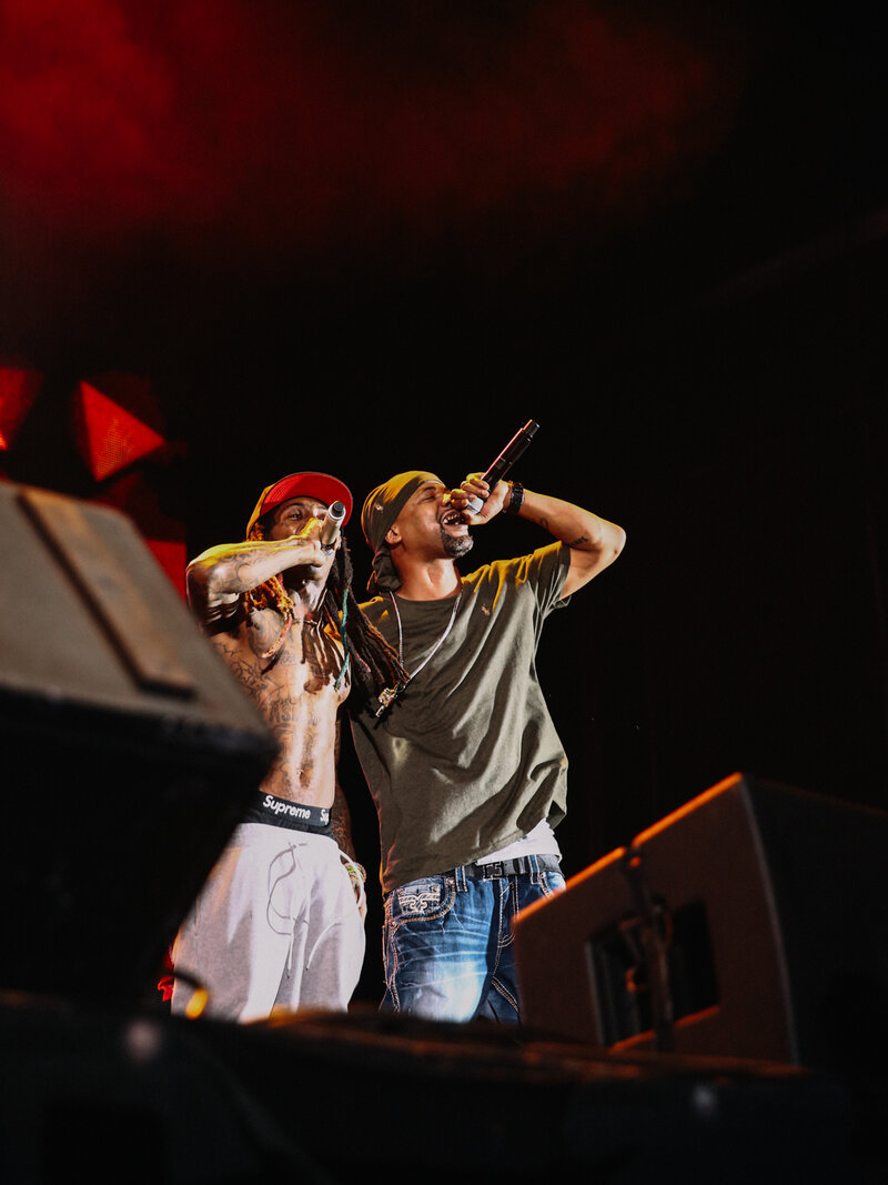 Lil Wayne In New Orleans: Hot Boys, History And Homecoming