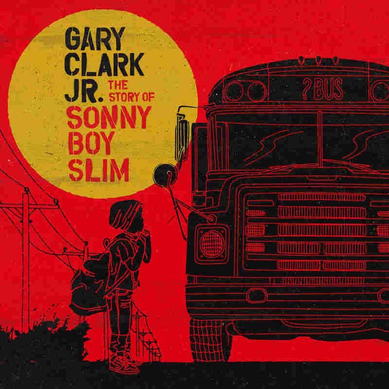 Cover art for The Story of Sonny Boy Slim by Gary Clark, Jr.