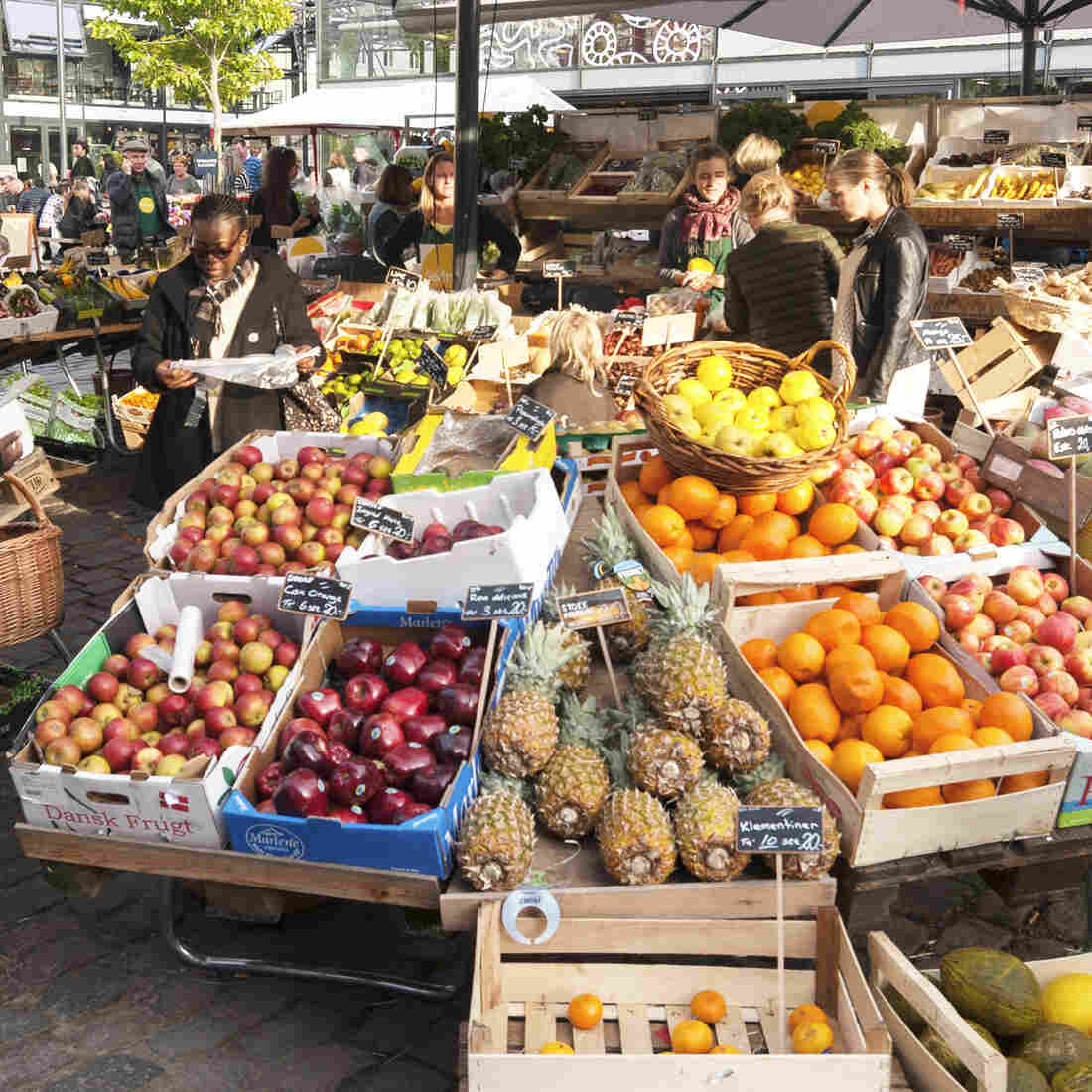 Denmark Might Be Winning The Global Race To Prevent Food Waste