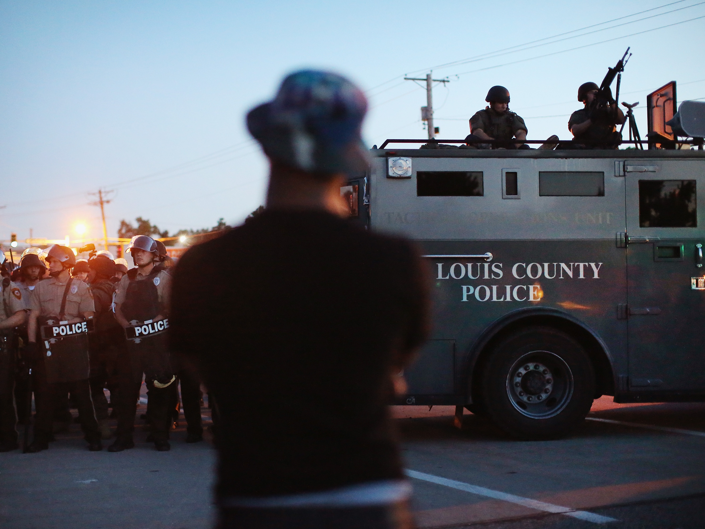 Federal Ferguson Review Finds More Than 100 Lessons For Police