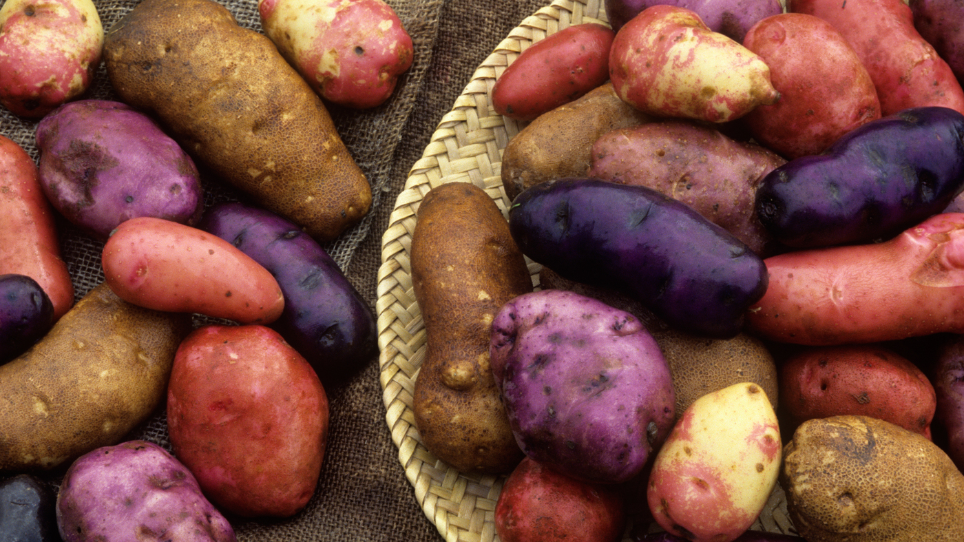 Why Are We Drawn To Heirloom Fruits And Veggies? They're 'Edible Memory'