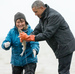 Obama's Fish Tale: Spawned On By A Salmon