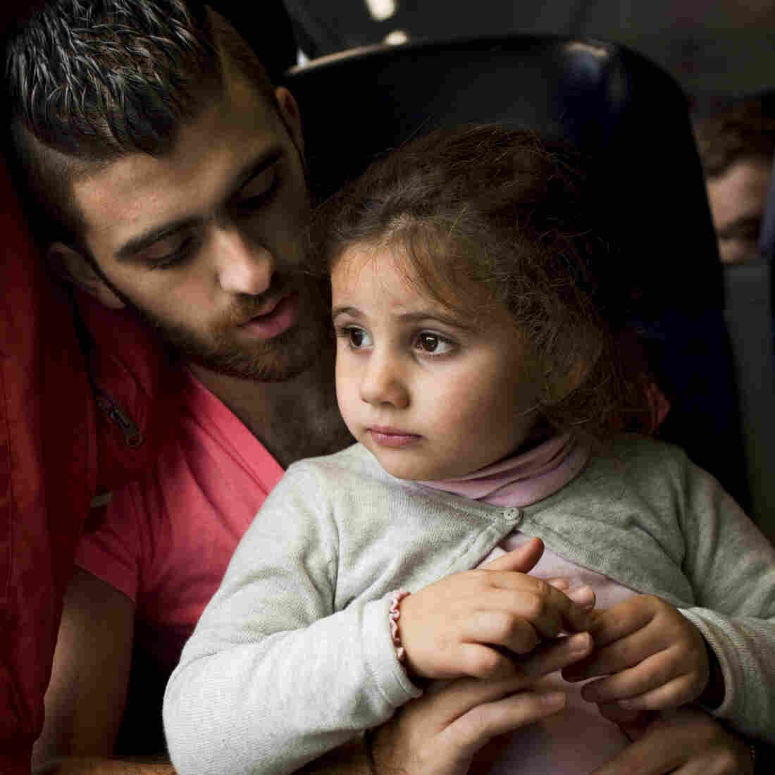 Here's What It's Like To Be A Syrian Refugee In Europe