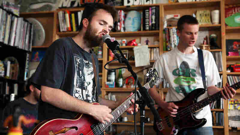 Happyness: Tiny Desk Concert