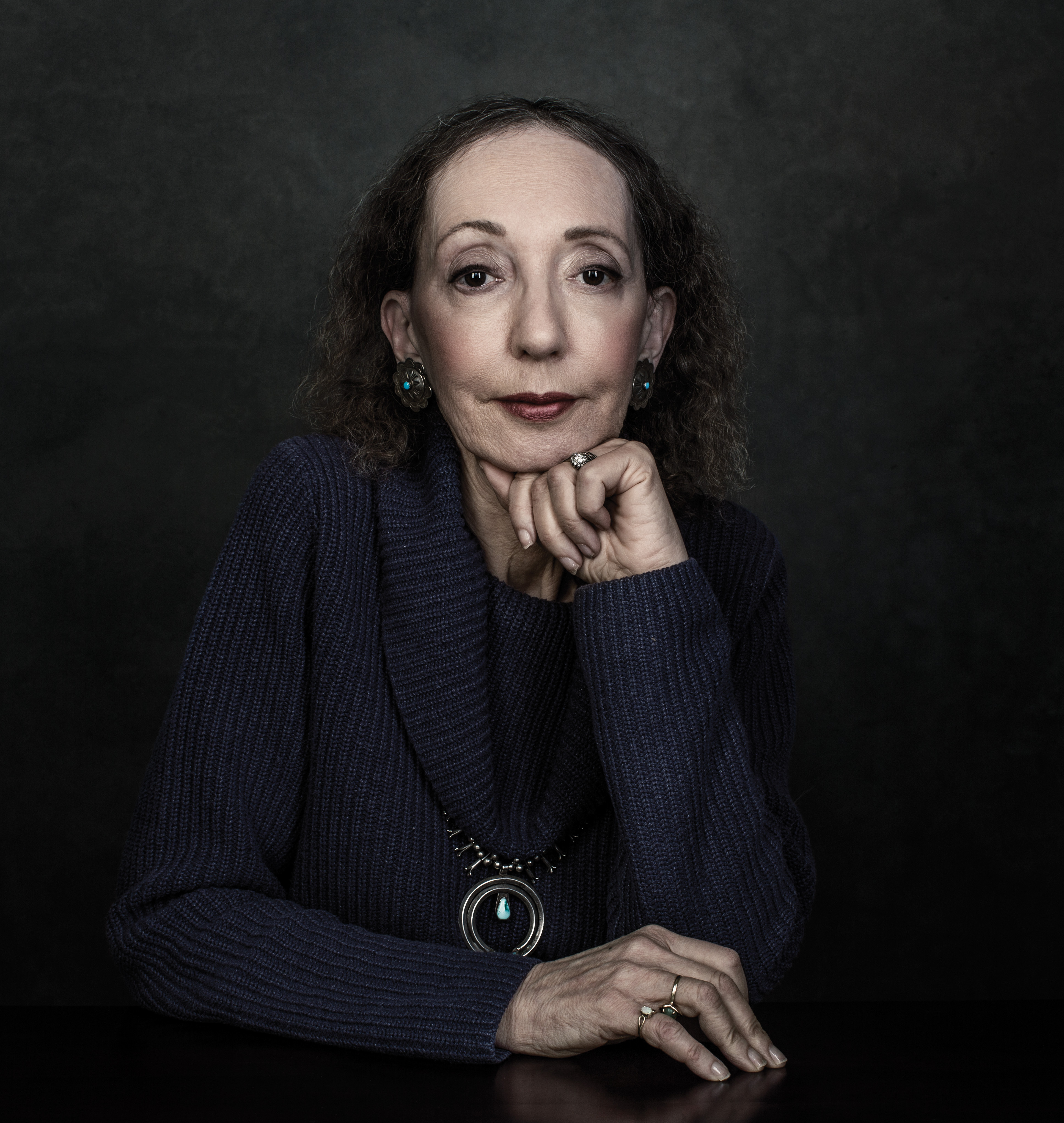 Joyce Carol Oates' Memoir Revisits The Farm And The Family That Shaped Her