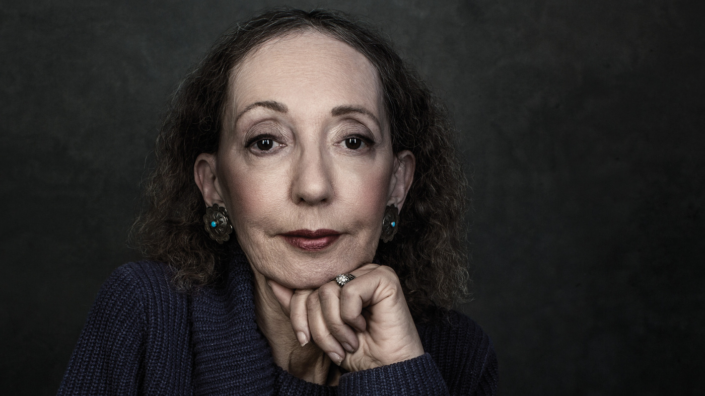 joyce oates Very little slows down joyce carol oates, one of america's most prolific writers,  who will turn 75 next june recently, she tweeted to her 26,000.
