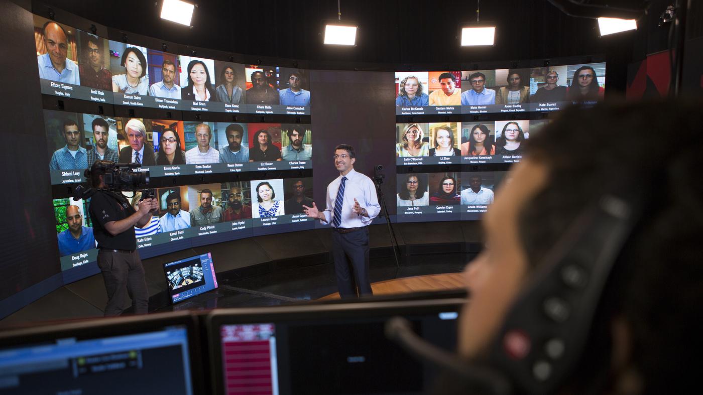 Virtual Classroom Design And Implementation ~ Has harvard quashed virtual classroom naysayers npr ed