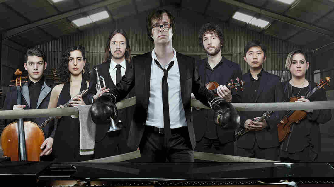 Ben Folds and yMusic.