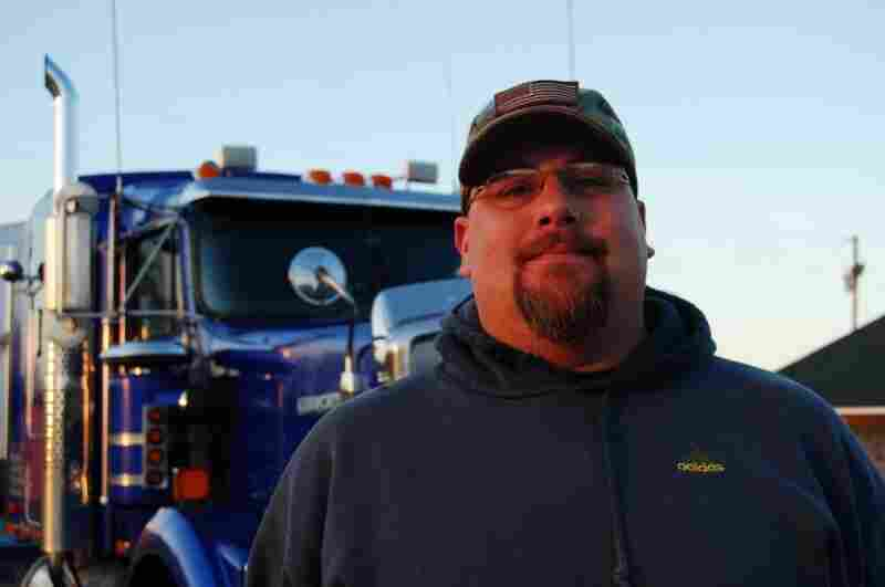 """""""Trucking is not a 9 to 5 job. It's really a 24-hour operation,"""" says Cody Blankenship, owner of 4BTrucking, which operates out of Waco, Texas. He logs about 100,000 miles a year on the road. A planned run during harvest time this year will keep him away from home, and his young daughters, for a five-week stretch."""