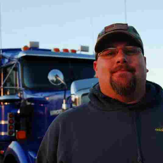 """Trucking is not a 9 to 5 job. It's really a 24-hour operation,"" says Cody Blankenship, owner of 4BTrucking, which operates out of Waco, Texas. He logs about 100,000 miles a year on the road. A planned run during harvest time this year will keep him away from home, and his young daughters, for a five-week stretch."