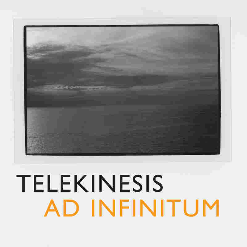 Cover art for Ad Infinitum.