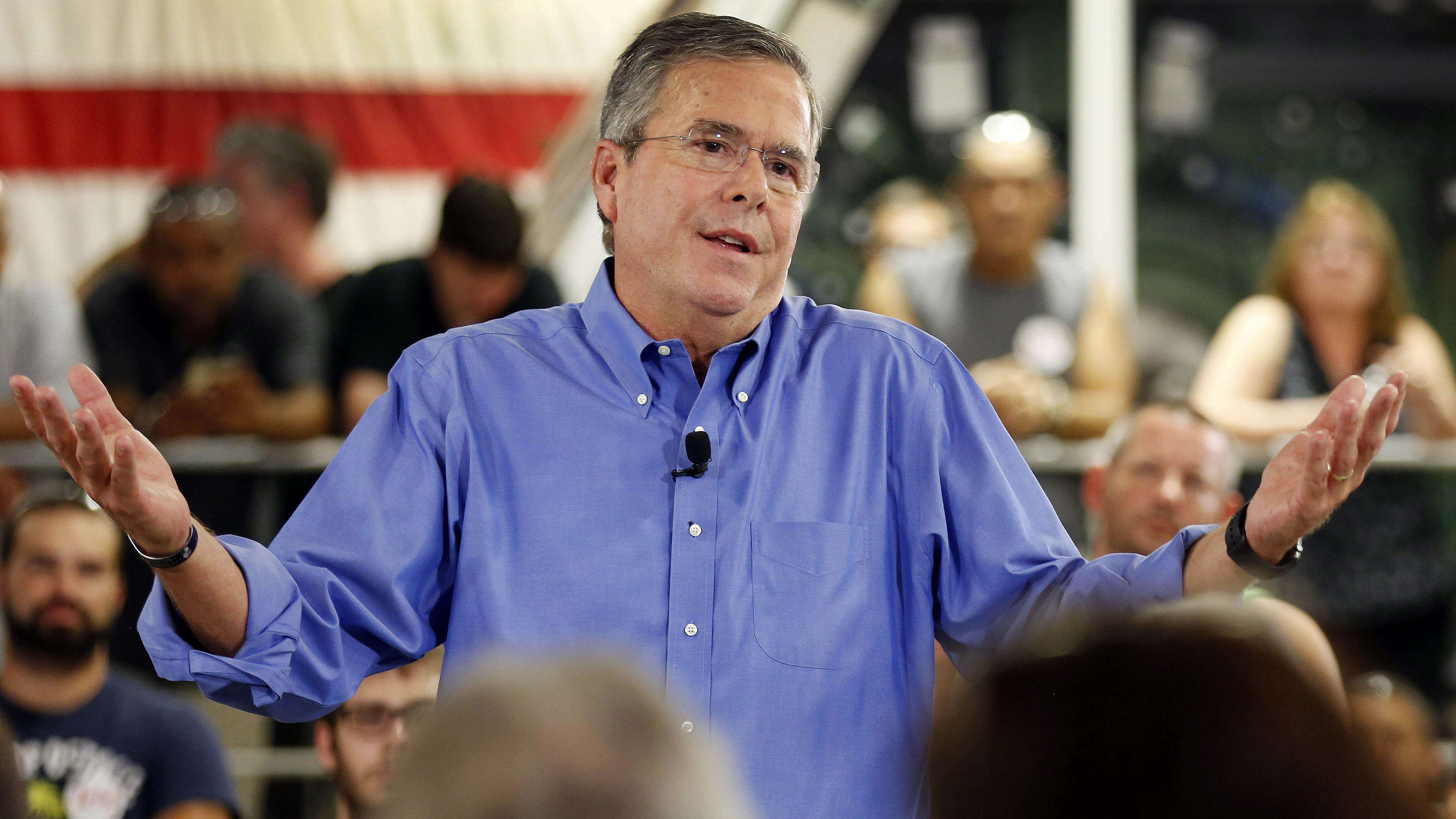 Presidential Candidates Take Sides On Support For Kentucky Clerk