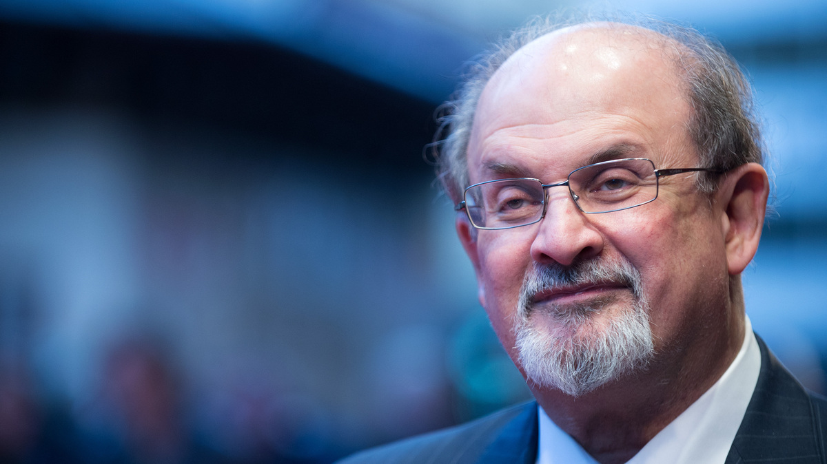salman rushdie February 14 marks the 25 anniversary of iran's ayatollah khomeini called for the death of author salman rushdie.