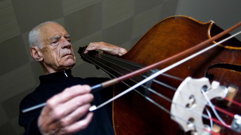 Bassist Gary Peacock Is At The Soloist's Service : NPR