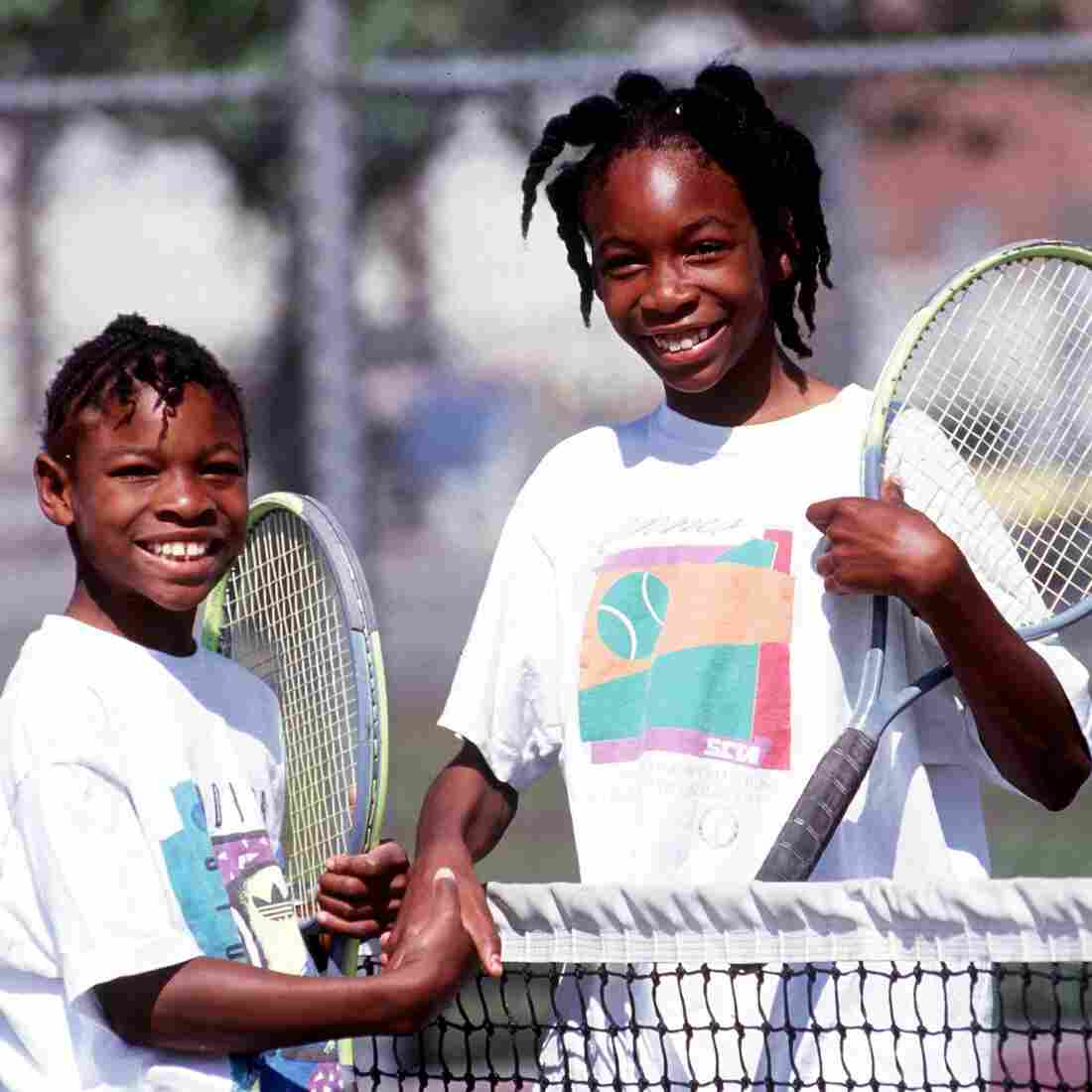 Before Superstardom, Williams Sisters Stunned On Compton's Courts