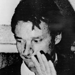 Alain Mafart, in a 1985 photo. Mafart, along with Dominique Prieur, were French spies arrested in New Zealand after the sinking of the Rainbow Warrior.
