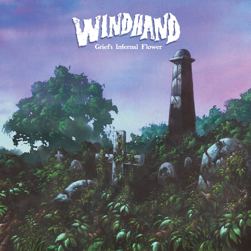 Review: Windhand, 'Grief's Infernal Flower' : NPR