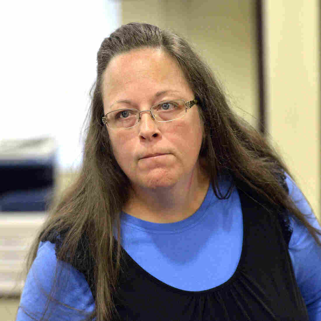 Just Before Big Rally, Kim Davis Is Released From Jail