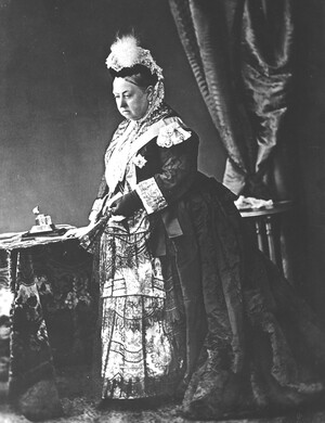 Queen Victoria, shown here in a portrait made for her Jubilee in 1887, ruled Great Britain for 63 years, seven months and two days.