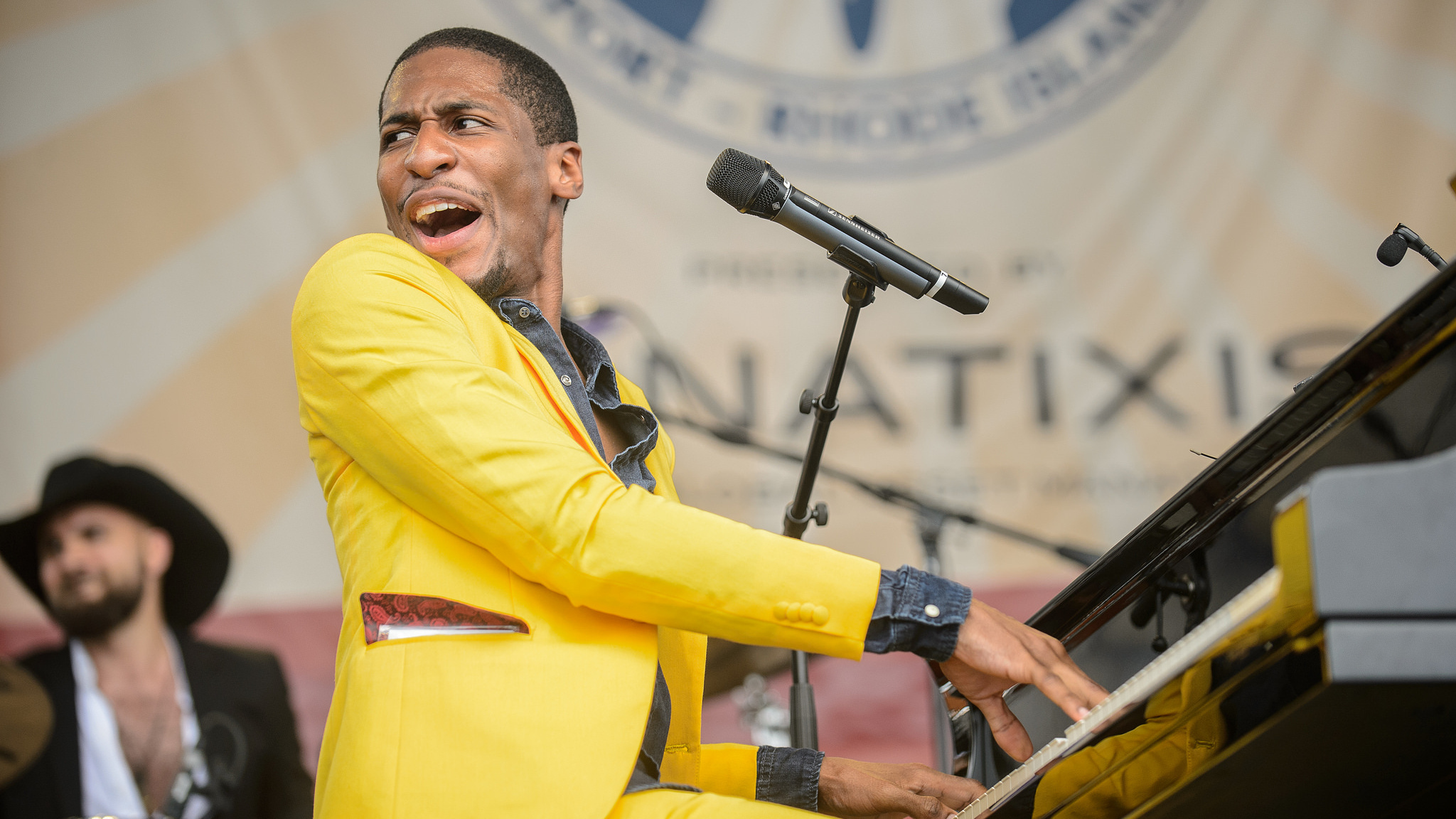 Jon Batiste And The Legacy Of Jazz On Late-Night TV
