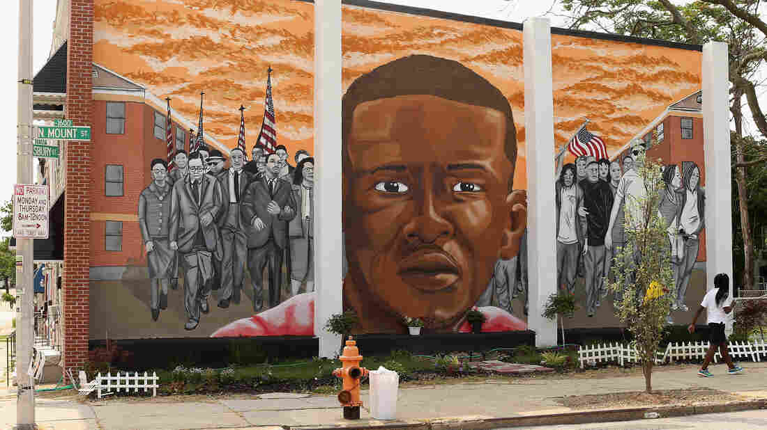 Baltimore reaches 6 4 million settlement proposal with for Baltimore mural program