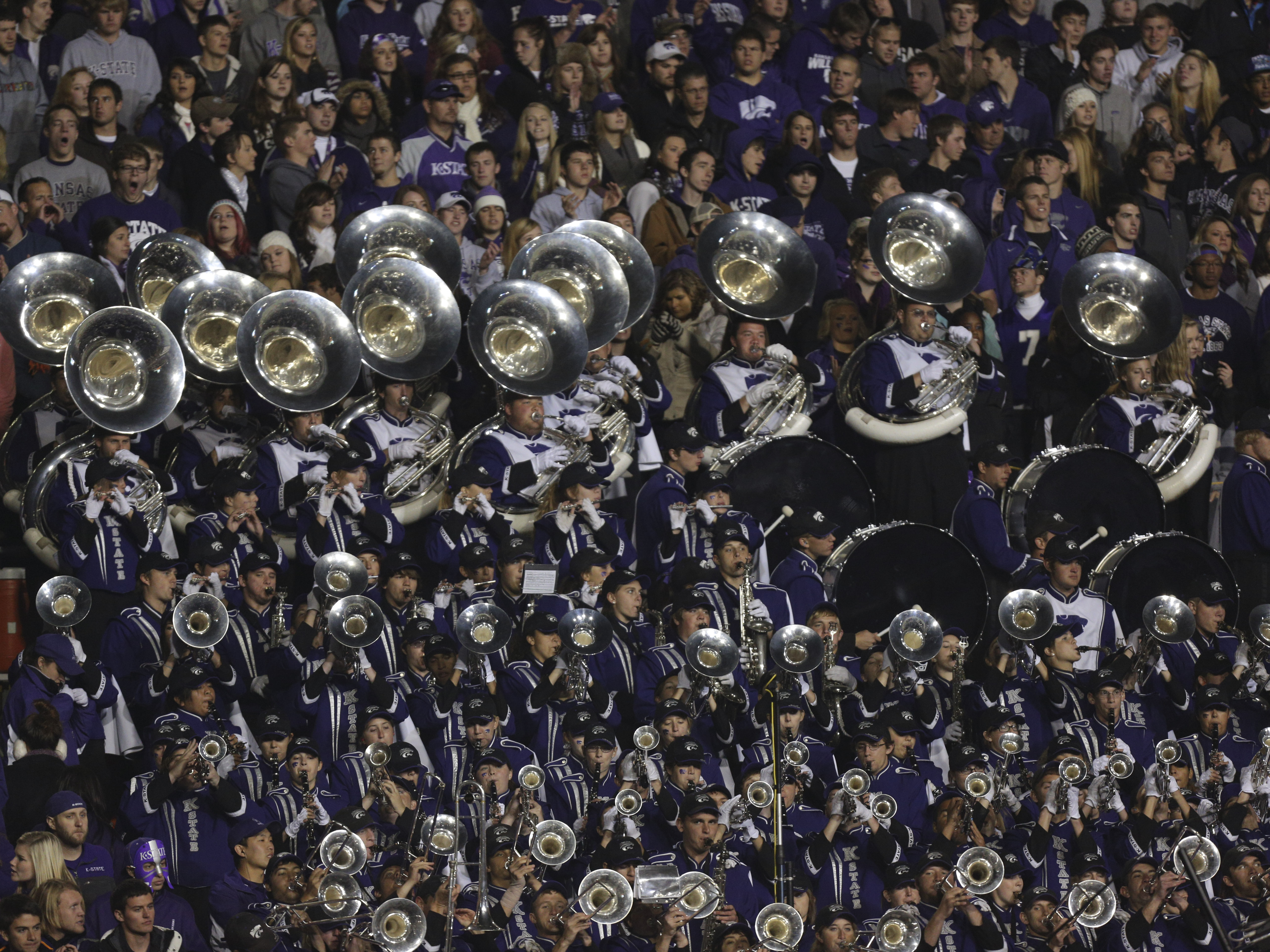 Kansas State Imposes Sanctions In Halftime Show Controversy