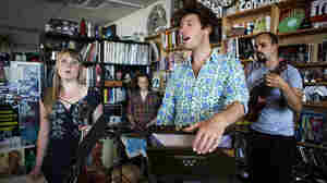 Sam Lee: Tiny Desk Concert