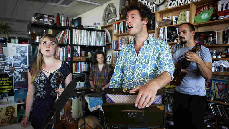 Tiny Desk Concert with Sam Lee
