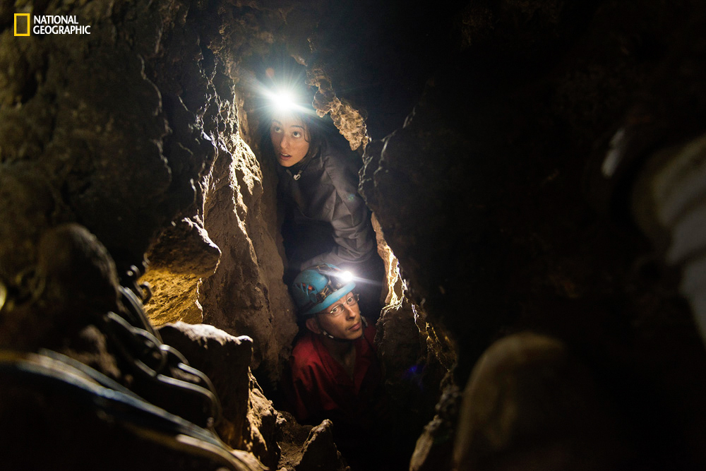 South African Cave Yields Strange Bones Of Early Human-Like Species
