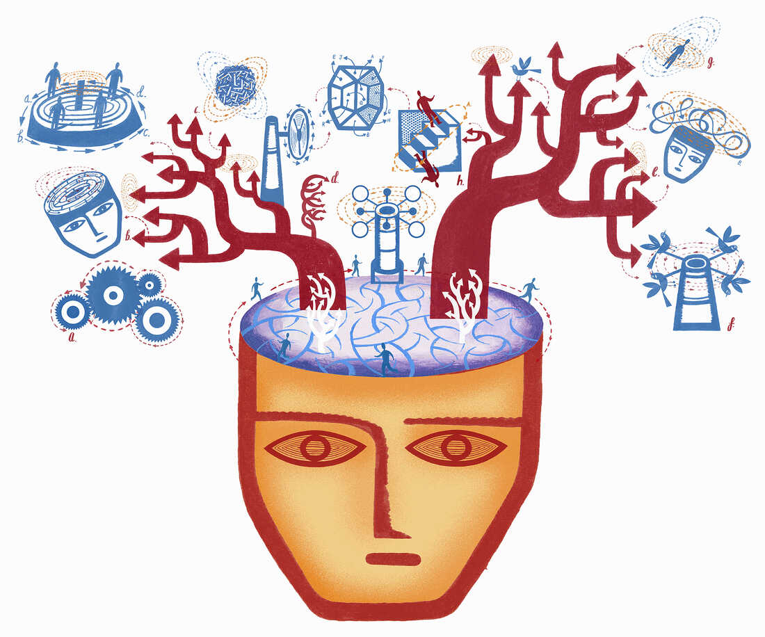Problems with proteins in the brain may be involved in Alzheimer's, Parkinson's and other brain disorders.
