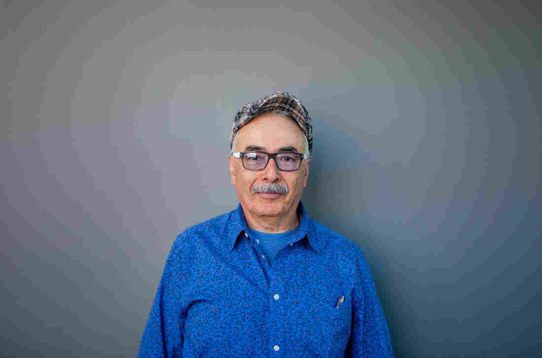 """Poetry is a call to action,"" says poet laureate Juan Felipe Herrera, ""and it also is action."""