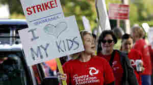 Seattle Schools Cancel First Day Of Class Over Teacher Strike