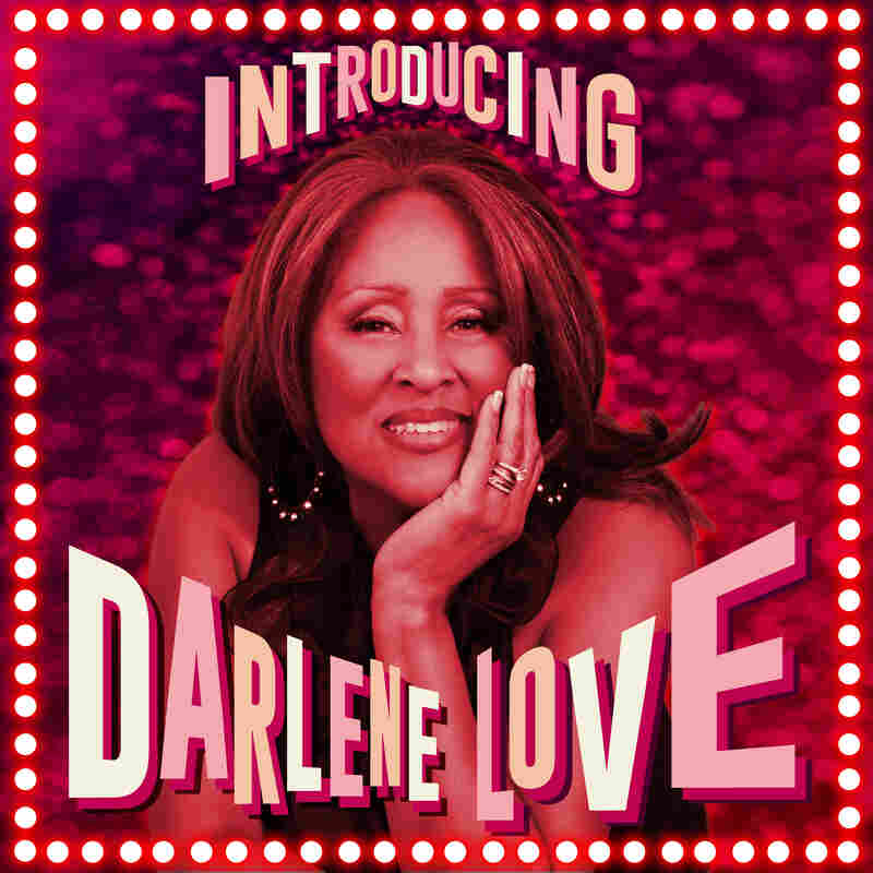 Cover art for Introducing Darlene Love.