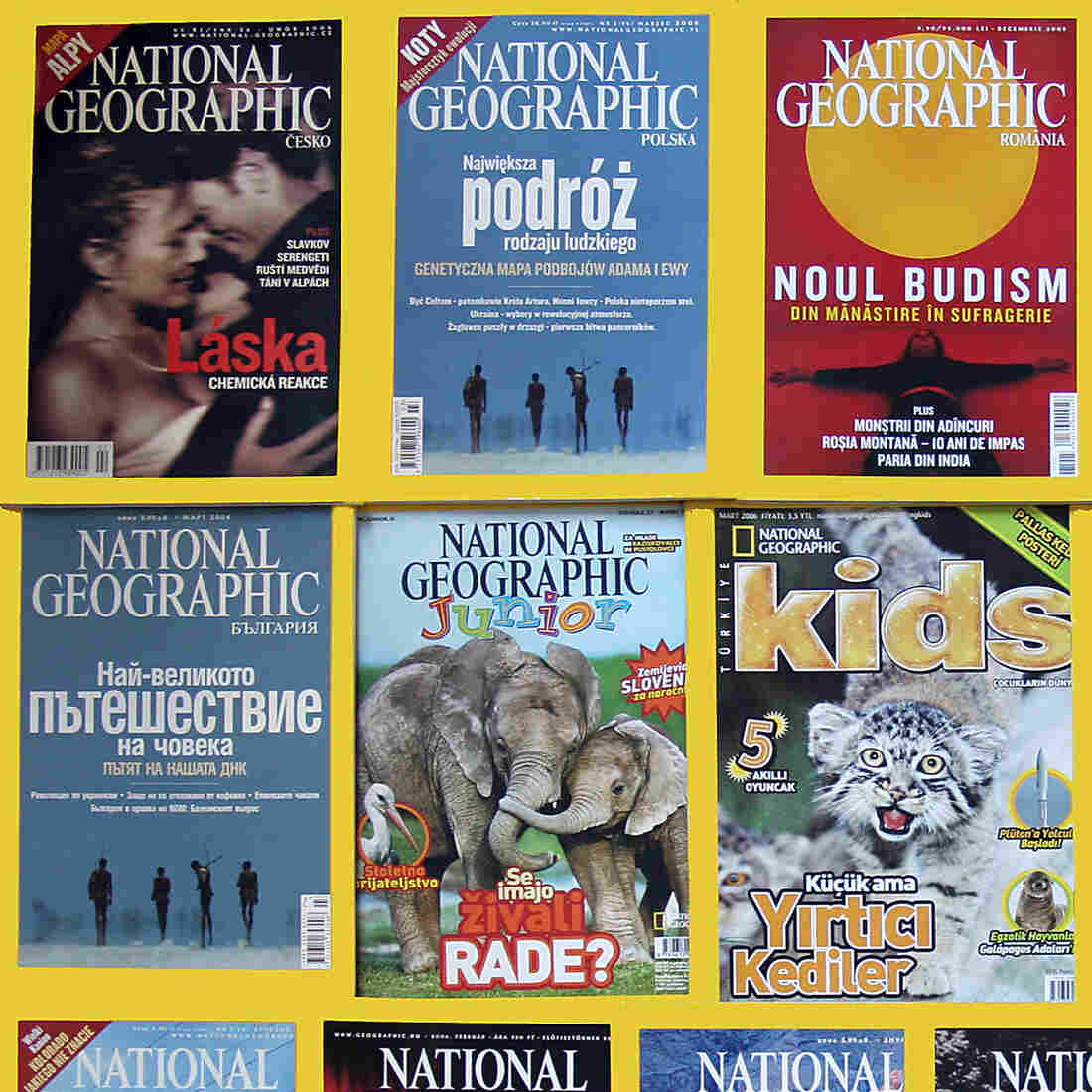 National Geographic Reshapes Itself In $725 Million Deal With 21st Century Fox