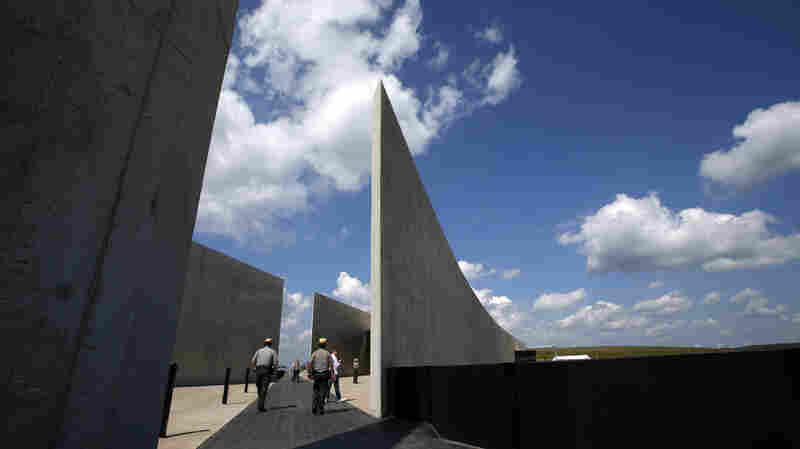 Flight 93 Memorial Center Opens 14 Years After Sept. 11 Attacks