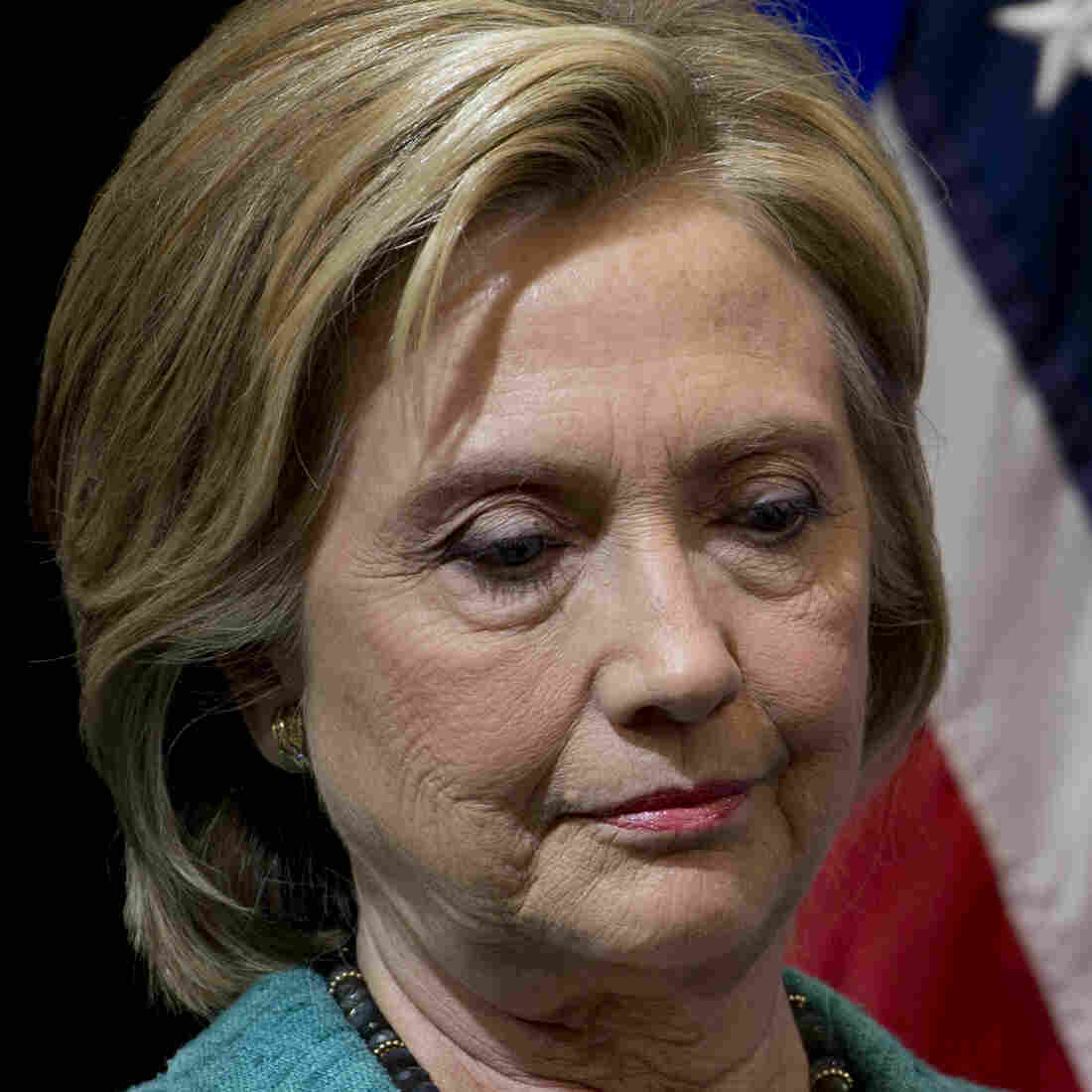 Democrat Hillary Clinton has been dealing with her ongoing email saga. It has gone on for months and has stuck. Compare that with Republican Donald Trump. All of his controversies have seemed to roll off him.