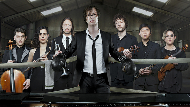 Ben Folds and yMusic. (Courtesy of the artist)