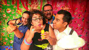 The Grammy-winning band La Santa Cecilia is a perfect match for Alt.Latino.