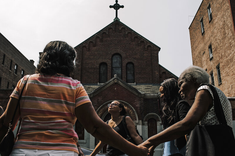 It's All About Church Closings': Catholic Parishes Shrink In