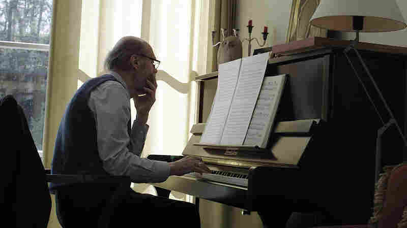 Estonian composer Arvo Pärt is the subject of a new documentary.