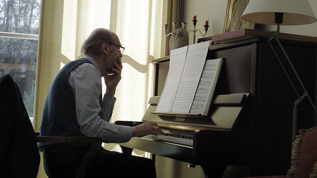 Estonian composer Arvo Pärt is the subject of a new documentary. (Accentus Music)