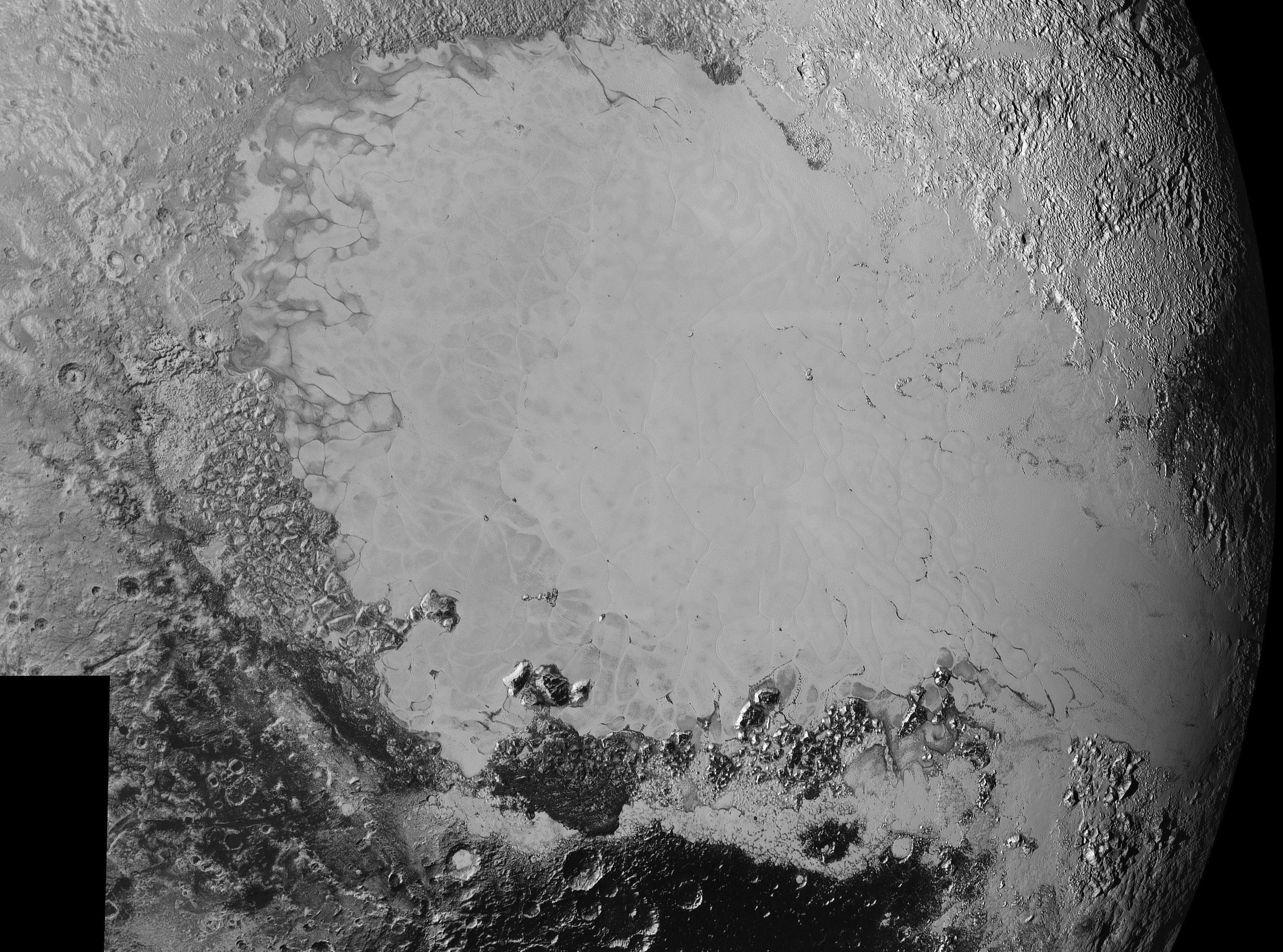 New Pluto Pictures Are Out Of This World