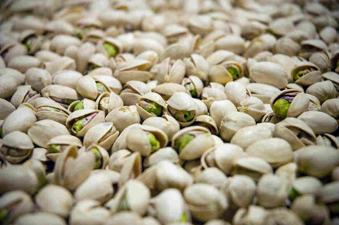 Oh, Nuts! Why California's Pistachio Trees Are Shooting ...