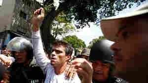 Venezuelan Opposition Figure Leopoldo López Sentenced To 13 Years In Prison