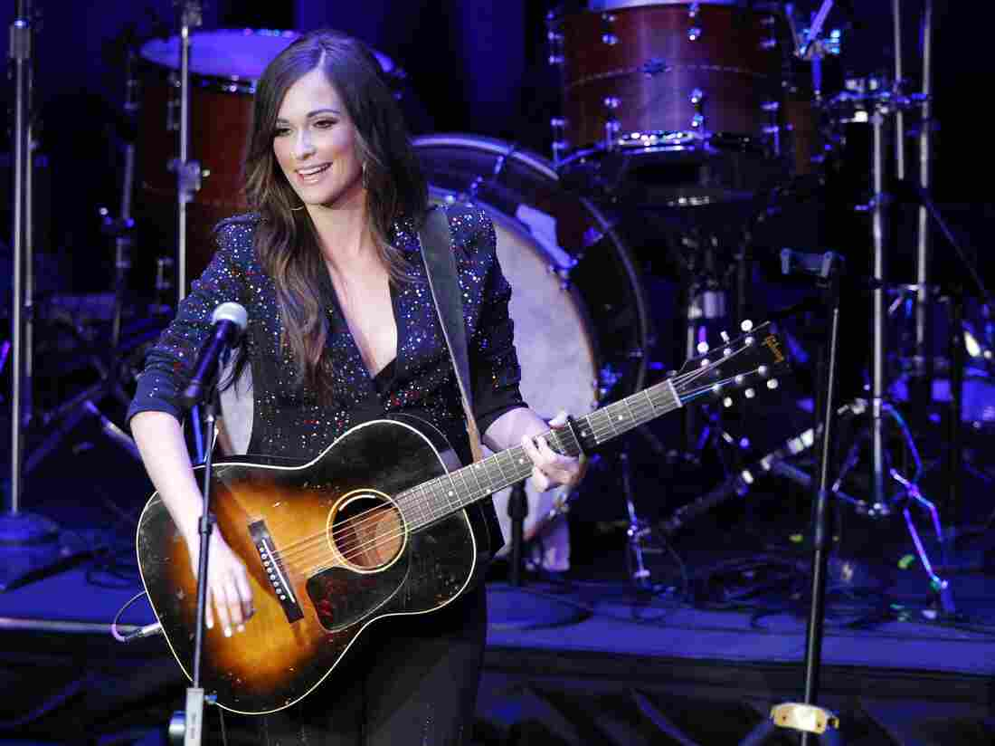 """Country music singer Kacey Musgraves says she's not """"pageant material."""" But she holds her own in a game of Mad Scientist with Shankar Vedantam on this week's episode of Hidden Brain."""
