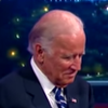 On 'Colbert,' An Emotional Biden Still Doesn't Sound Like A Candidate