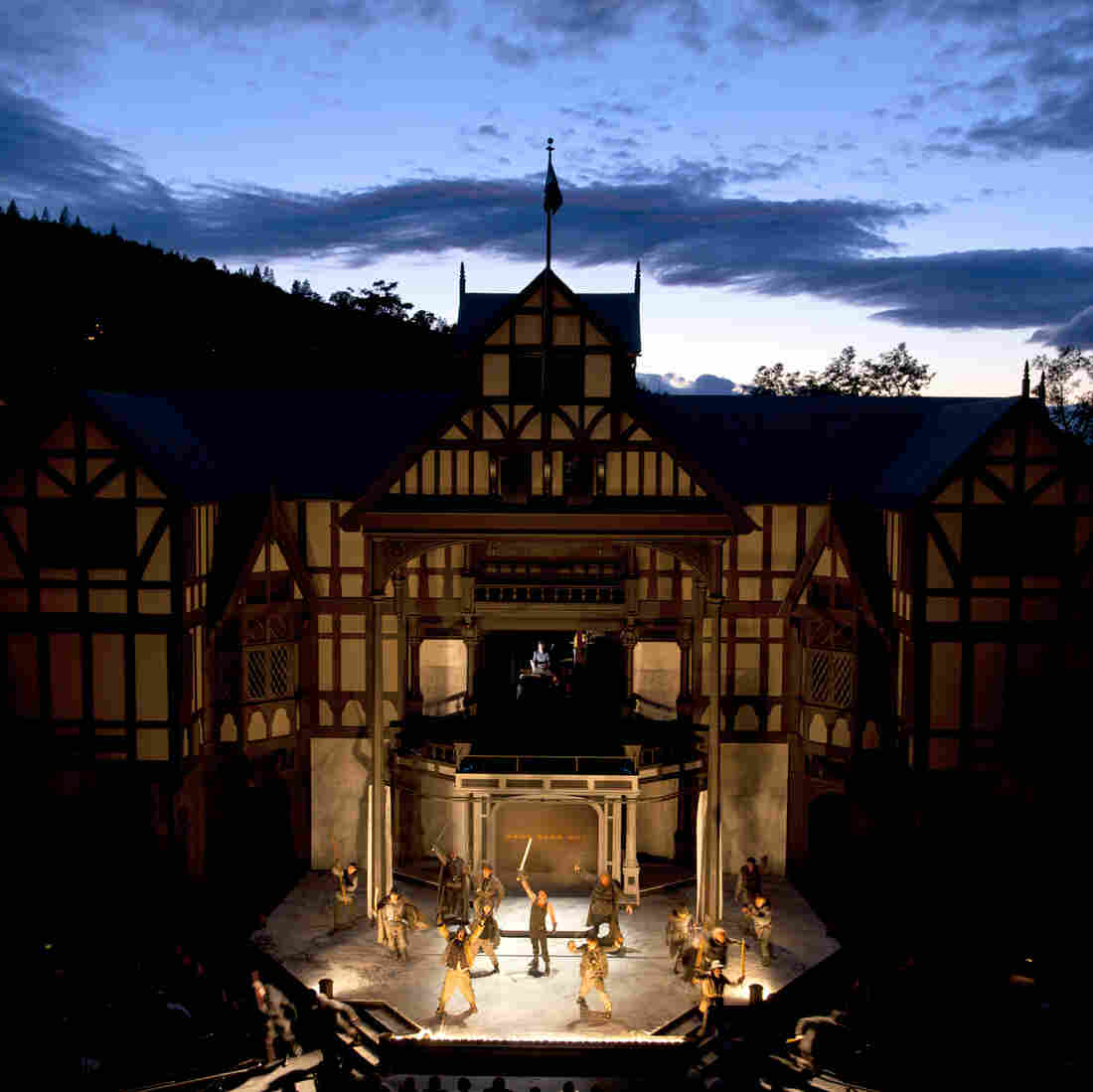 Wildfire Smoke Can Be A Show Stopper At Oregon Shakespeare Festival
