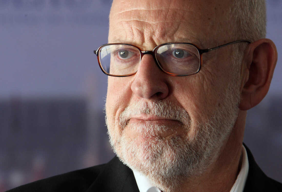 Frank Oz at the 33rd U.S. Film Festival in Deauville, France in September 2007.