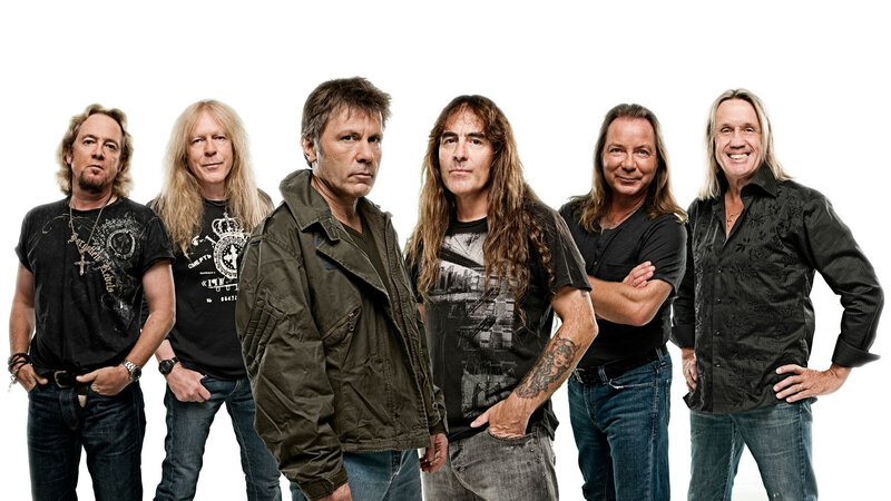 Songs We Love: Iron Maiden, 'The Book Of Souls' : NPR